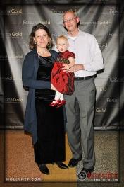 Liz Carlson and Family