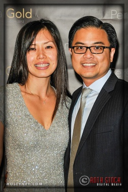 Rich Yang and Wife