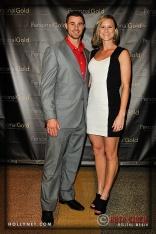 Olympic hopeful Nate Koch and Ayla Donlin