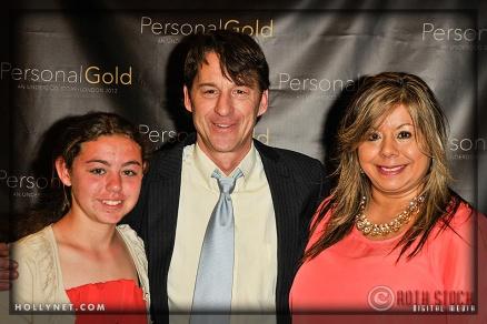 Olympic hopeful Jordan Ellison and Family