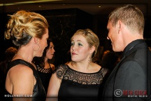 Olympians Dotsie Bausch, Jennie Reed and Sky Christopherson