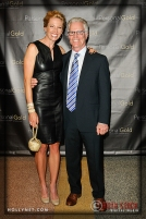 Olympian Dotsie Bausch and Howard Feuerstein