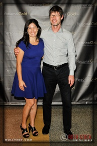 Gina Sanchez and Greg Hansen
