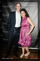 Michael Morris and Lindsay Morris