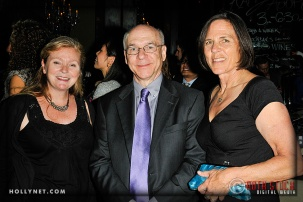 Cindy McHale, Wayne Wilson and Olympian Jan Palchikoff