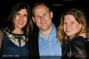 Alisa Ferguson, Scott Payne and Jennifer Hoelzer