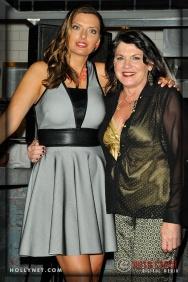 Olympians Tamara Christopherson and Cathy Marino