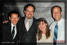 Steve Woo, Olympian Adam Laurent, Cherie Turner and Jeff Kranzler