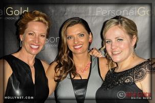 Olympians Dotsie Bausch, Tamara Christopherson and Jennie Reed