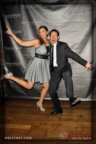 Olympian Tamara Christopherson and Steve Woo