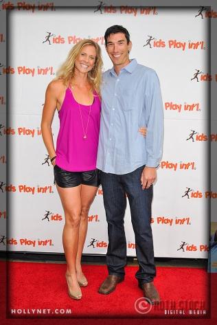 Olympian Jaime Komer and Pro Volleyball Player Matt Komer