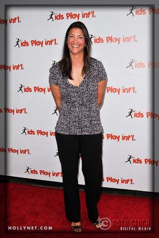 Pro Beach Volleyball Player Liz Masakayan