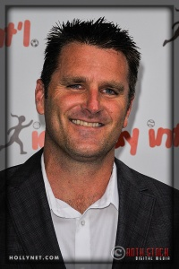 Head Coach of the Los Angeles Galaxy Curt Onalfo