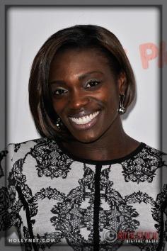 Olympian Dawn Harper