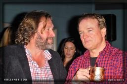 Simon Dove and Mark Conneely