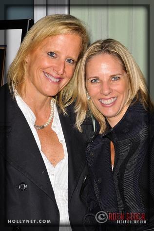 Susan Kellogg and Ally Bowdoin