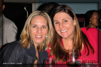 Ally Bowdoin and Kathy Knoll