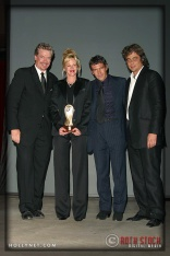 Christopher McDonald, Melanie Griffith, Antonio Banderas and Benicio Del Toro