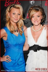 Aly & AJ Michalka attend Barbie's 50th Birthday Party at her Real-Life Malibu Dream House