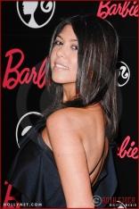 Kourtney Kardashian attends Barbie's 50th Birthday Party at her Real-Life Malibu Dream House