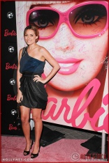 Lauren Conrad attends Barbie's 50th Birthday Party at her Real-Life Malibu Dream House