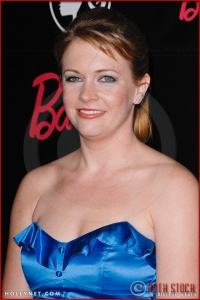 Melissa Joan Hart attends Barbie's 50th Birthday Party at her Real-Life Malibu Dream House