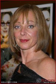 "Allison Janney attends the World Premiere of ""The Hours"""
