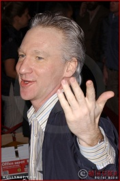 "Bill Maher attends the Los Angeles Premiere Screening of ""Kill Bill Vol. 1"""