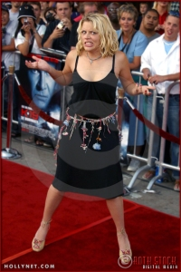 "Busy Phillips attends the World Premiere of ""K-19: The Widowmaker"""