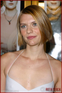 "Claire Danes attends the World Premiere of ""The Hours"""