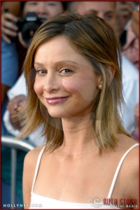 "Calista Flockhart attends the World Premiere of ""K-19: The Widowmaker"""