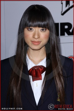"Chiaki Kuriyama attends the Los Angeles Premiere Screening of ""Kill Bill Vol. 1"""