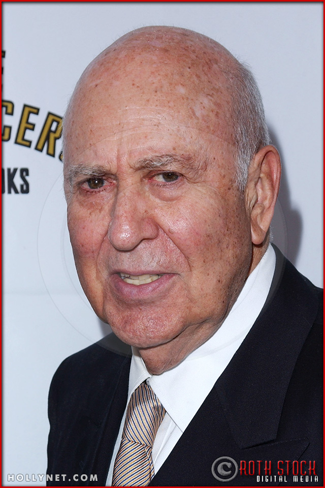 Carl Reiner attends opening night of The Producers