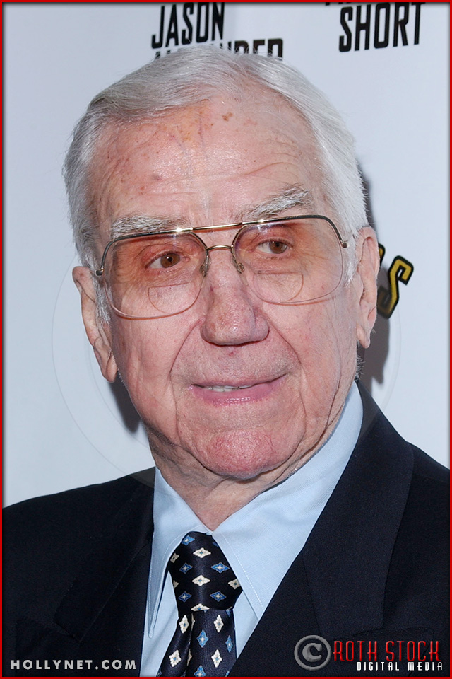 Ed McMahon attends opening night of The Producers