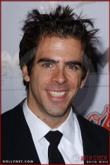 "Eli Roth attends the Los Angeles Premiere Screening of ""Kill Bill Vol. 1"""