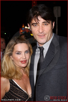 "Ivana Vrdoljak and Goran Visnjic attend the Los Angeles Premiere Screening of ""Kill Bill Vol. 1"""