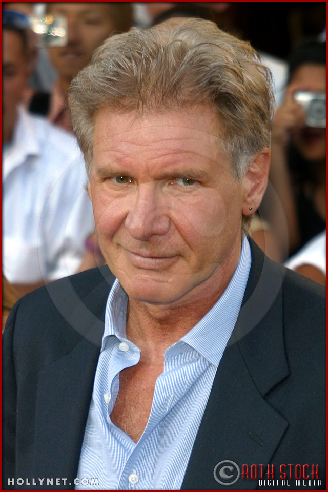 "Harrison Ford attends the World Premiere of ""K-19: The Widowmaker"""