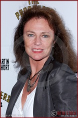 Jacqueline Bisset attends opening night of The Producers