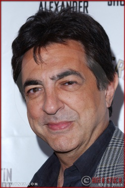 Joe Mantegna attends opening night of The Producers