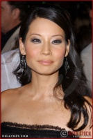 "Lucy Liu attends the Los Angeles Premiere Screening of ""Kill Bill Vol. 1"""