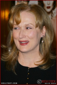 "Meryl Streep attends the World Premiere of ""The Hours"""