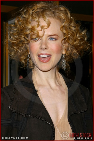 """Nicole Kidman attends the World Premiere of """"The Hours"""""""