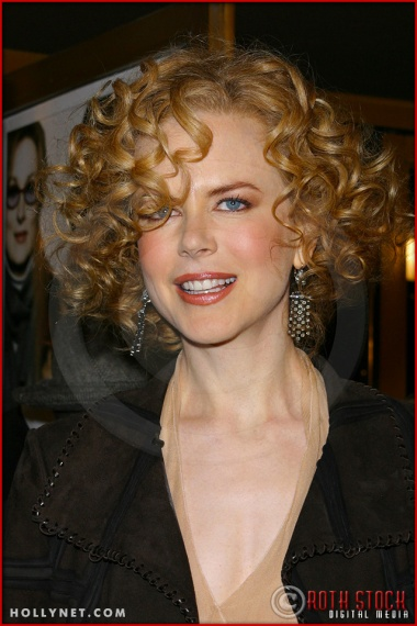 "Nicole Kidman attends the World Premiere of ""The Hours"""