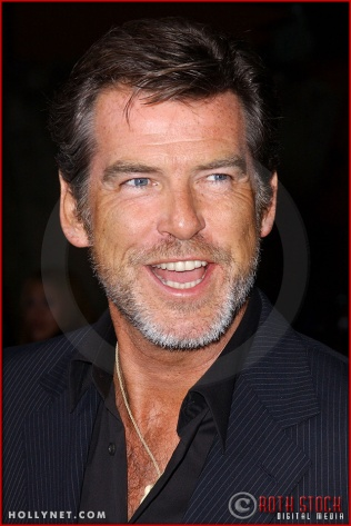 "Pierce Brosnan attends the Los Angeles Premiere Screening of ""Kill Bill Vol. 1"""