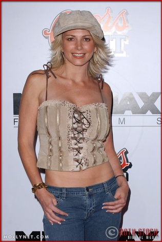 "Tamie Sheffield attends the Los Angeles Premiere Screening of ""Kill Bill Vol. 1"""