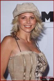 "Tamie Sheffield attends the Los Angeles Premiere Screening of ""Kill Bill Vol. 1"""