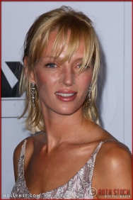 "Uma Thurman attends the Los Angeles Premiere Screening of ""Kill Bill Vol. 1"""