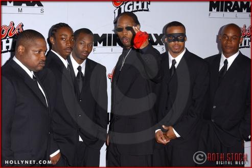 "Wu Tang Clan attends the Los Angeles Premiere Screening of ""Kill Bill Vol. 1"""