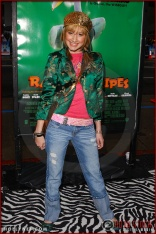 """Ashley Tisdale attends the World Premiere of """"Racing Stripes"""""""