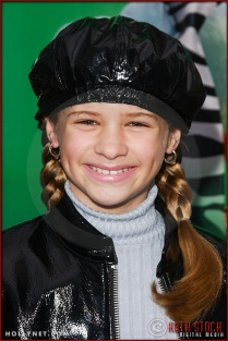 """Jenna Boyd attends the World Premiere of """"Racing Stripes"""""""
